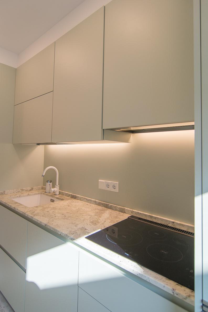 cocinas: muebles de cocina, electrodomésticos, encimeras